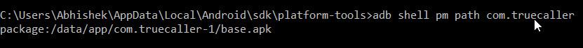 Como extrair o arquivo APK do aplicativo Android sem raiz