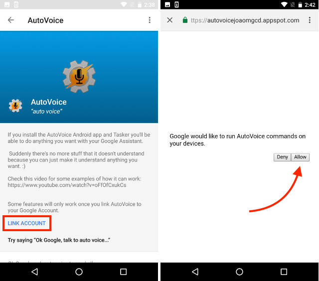 How to Use AutoVoice with Google Home to Control Your
