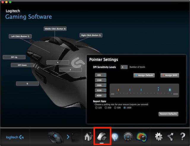 Come utilizzare Logitech Gaming Software per configurare i tuoi accessori di gioco