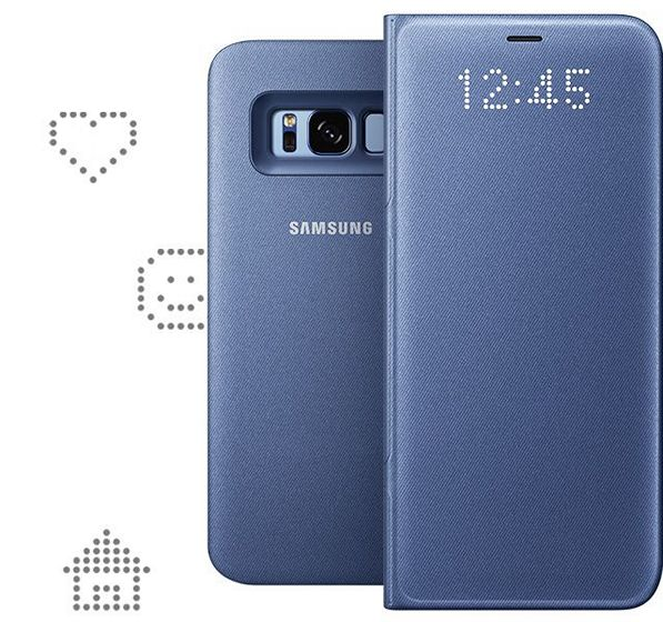 LED View Cover Galaxy S8