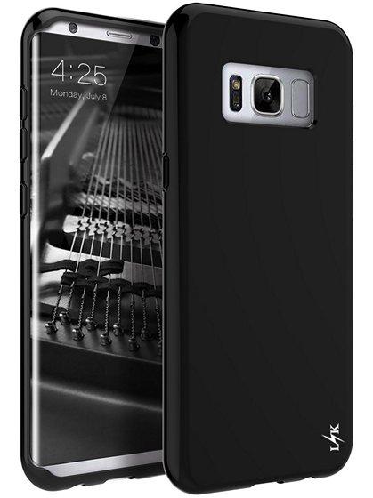 LK Silicone Galaxy S8 Case