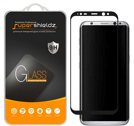 Supershieldx Galaxy S8 Plus Screen Protector