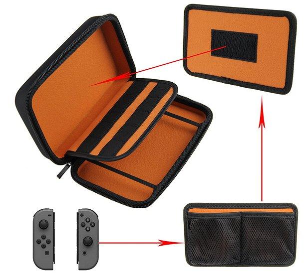 TPFOON Nintendo Switch Bag