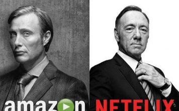 amazon prime india vs netflix india (2017)