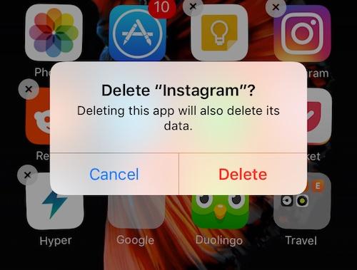 iPhone'da Önbelleği Temizleme ve Boş Alan Açma