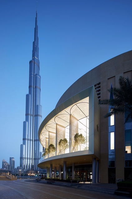 The New Apple Store in Dubai is The Coolest Apple Store Ever