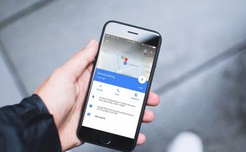 Google Maps Now Lets You Save Parking Location