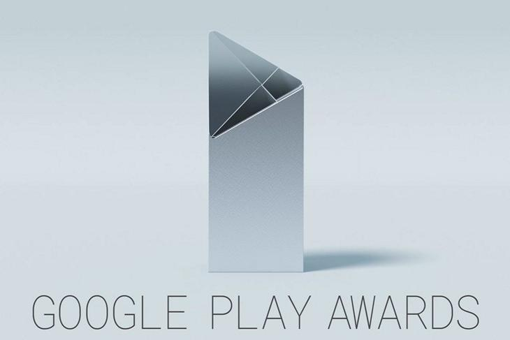 Google Play Awards 2017 Nominees Revealed, Winners To Be Announced at IO