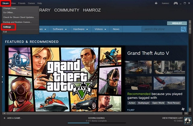 How to Share Steam Games Using Steam Family Sharing