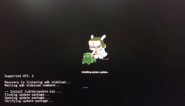 Como atualizar o Mi Box para o Android Nougat