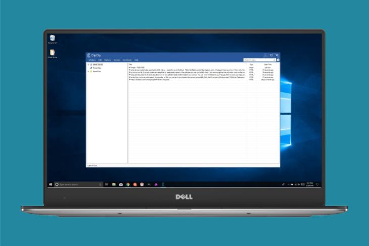 5 Best Paste Alternative Clipboard Managers for Windows in 2019