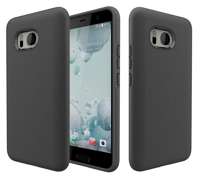 Dretal Rubber HTC U11 case