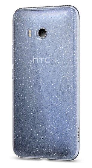 HTC U11 Glitter Case