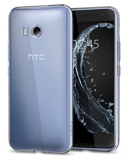 Spigen Clear HTC U11 CAse