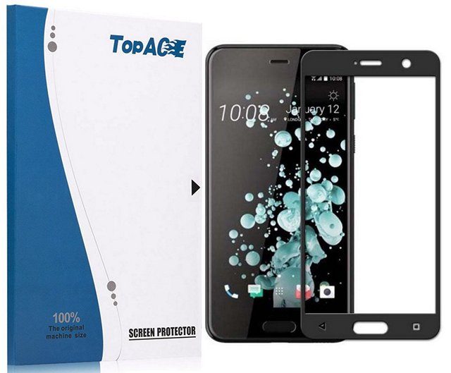 TopAce Full Coverage HTC U11 Screen Protector