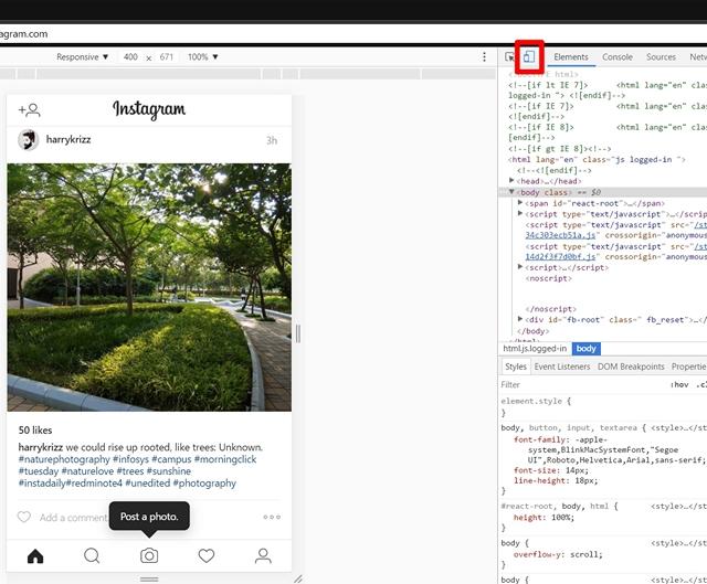 Doğrudan PC veya Mac'ten Instagram'a Nasıl Fotoğraf Yüklenir