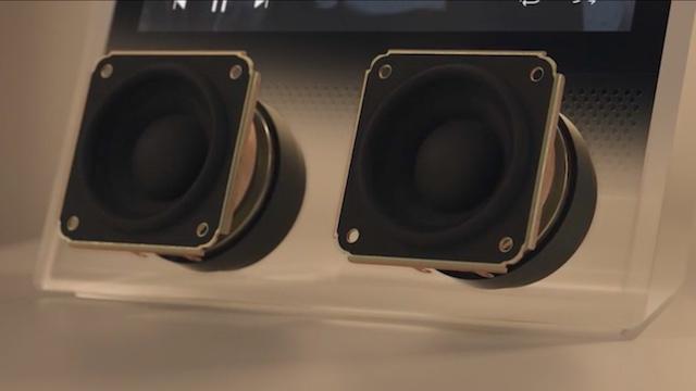 amazon echo show speakers