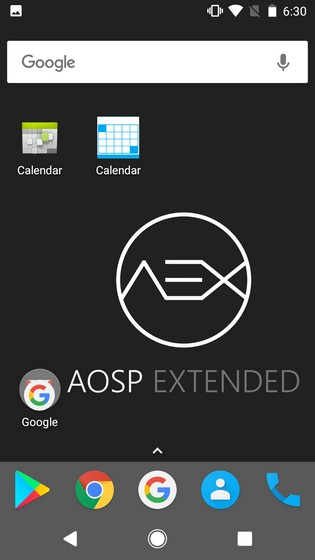 Calendar Icon Changed