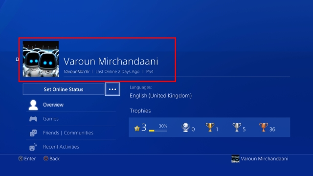 How To Change Psn Avatar On Ps4 Guide Beebom