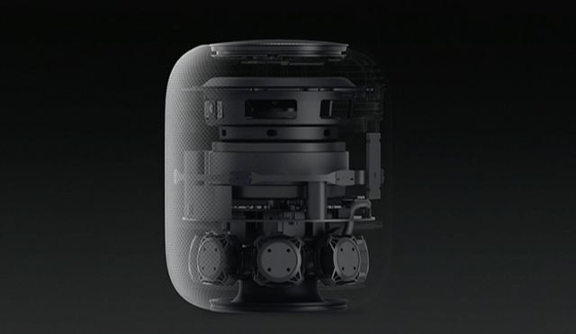 Apple HomePod Speakers, Powered by Siri