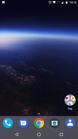 Android O Wallpaper