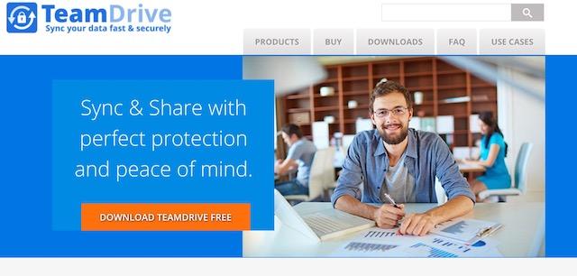 TeamDrive