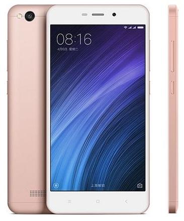 Xiaomi Redmi 4a i