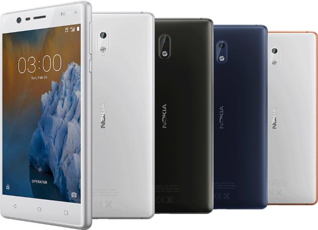 Nokia 3 a