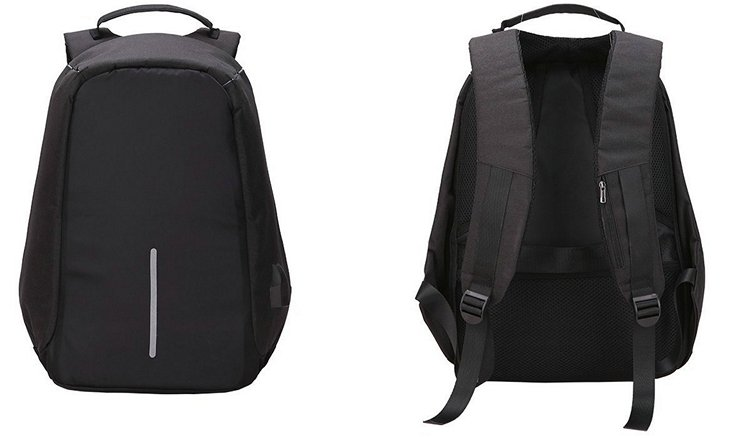 10340095d0 10 Best Anti-Theft Backpacks You Can Buy (2017)