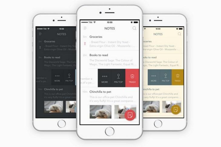 10 best note apps for iPhone 2017