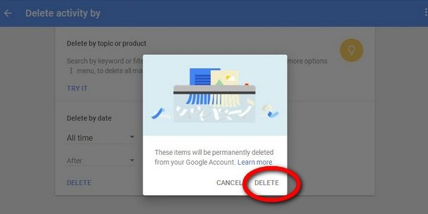 Cara Menghapus Riwayat Pencarian Suara Asisten Google