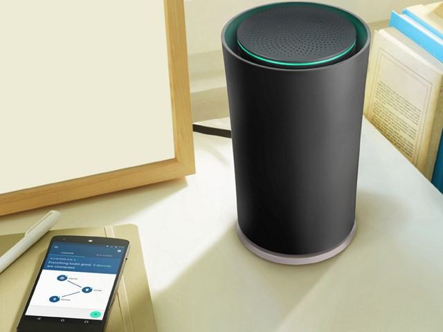 Google OnHub Mesh Networking