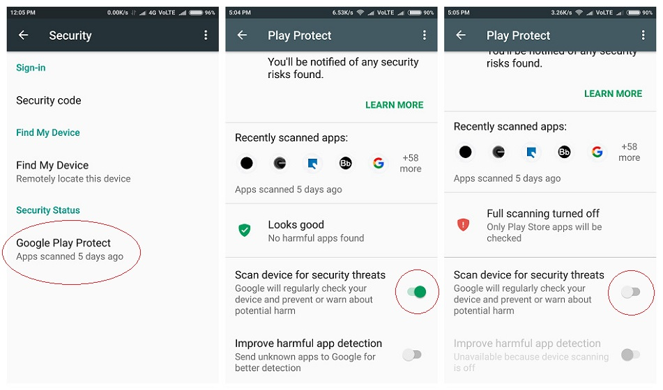 What is Google Play Protect and How to Enable or Disable It? | Beebom