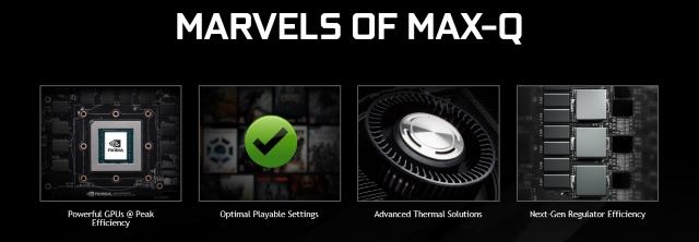 NVIDIA Max-Q: Marvels of Max-Q