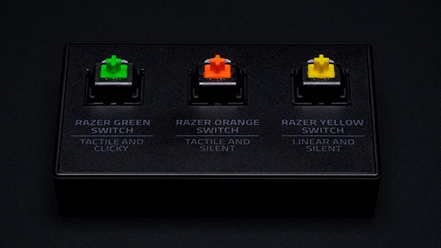 Razer BlackWidow Chroma V2 3