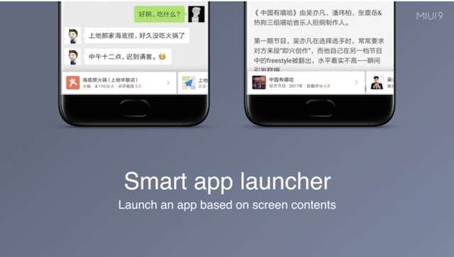 Smart app launcher