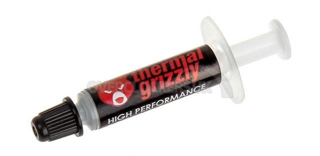 1. Thermal Grizzly Kryonaut Thermal Grease Paste