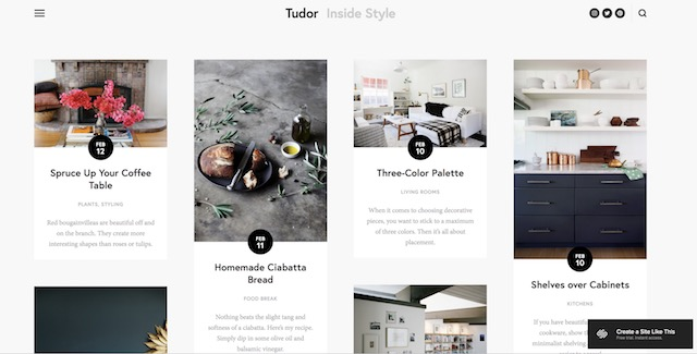 10 Best Squarespace Templates To Build Your Website 2018 Beebom