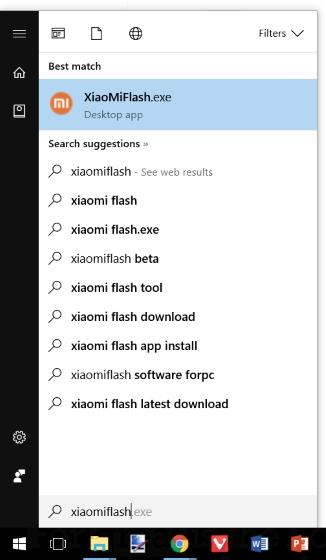 XiaoMiFlash