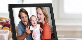 10 Best Digital Photo Frames to Buy in 2017