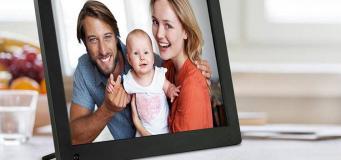 10 Best Digital Photo Frames to Buy in 2017