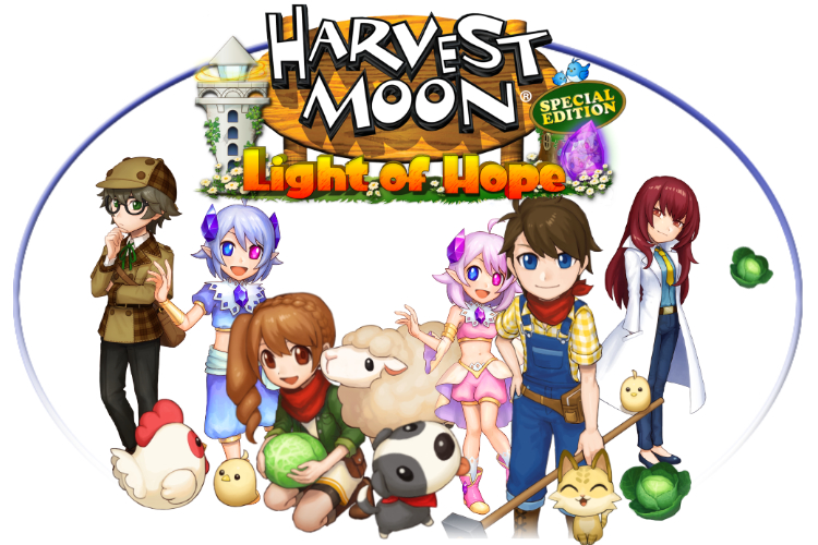 farming games like Harvest Moon Archives