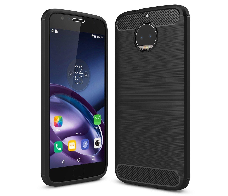 AVIDET Flexible Silicone Case For Moto G5 Plus