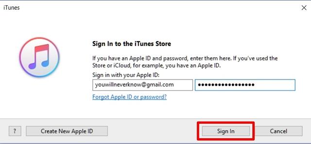 Come abilitare la libreria musicale iCloud in iTunes