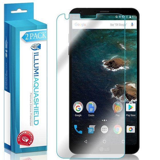 AquaShield Full Coverage Screen Protector Film