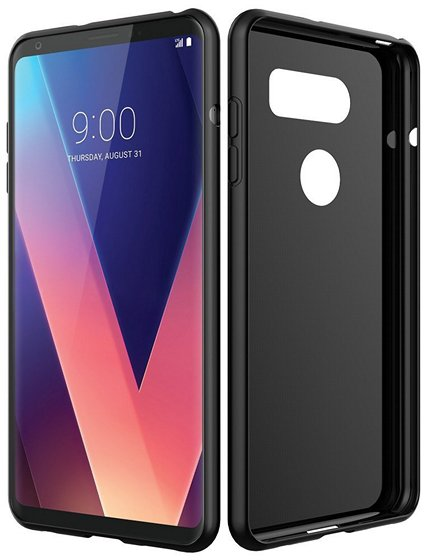 As-Guard Ultra Flexible TPU Case For LG V30