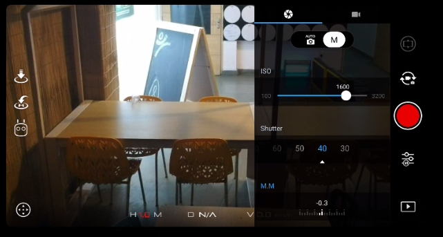 Camera Settings 1