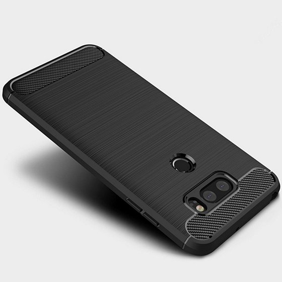 Dretal Carbon Fiber Protective Case For LG V30