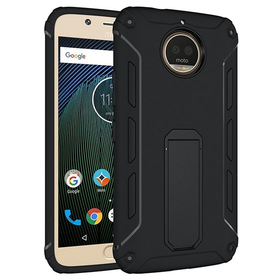 E-outfit Hybrid Case For Moto G5 Plus