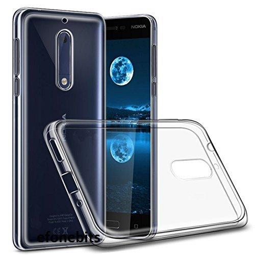 Efonebits Transparent Soft Silicone Case